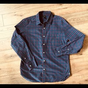 J. Crew Button Front Shirt